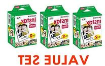 Fujifilm Instax Mini Instant Film  - International