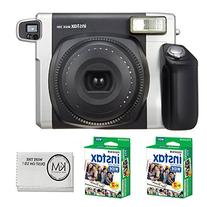 Fujifilm INSTAX Wide 300 Camera and 2 x Instax Wide Film