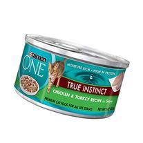 Purina ONE True Instinct Chicken & Turkey Receipe Premium