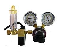 Milwaukee Instruments Solenoid Valve, CO2 Regulator with