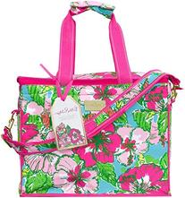 Lilly Pulitzer Insulated Cooler, Big Flirt