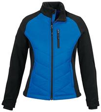 North End Insulated Hybrid Bonded Fleece Jacket  -OLYMPIC
