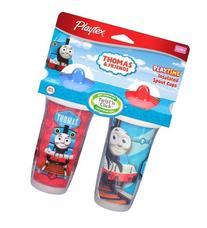 Playtex Insulated Sippy Cup 2 Pack - Thomas and Friends - 9