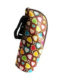 Insulated Tote Bag Single Baby Bottle Warmer Bag Outdoor