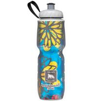 Polar Insulated Water Bottle: 24oz; April Showers