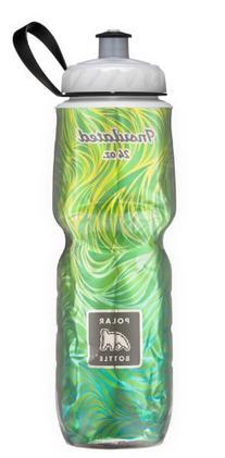 Polar Bottle Sport Insulated 24 oz Water Bottle - Lemon