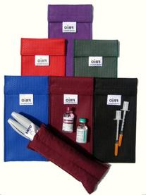 Frio Insulin Cooling Case, Reusable Evaporative Medication