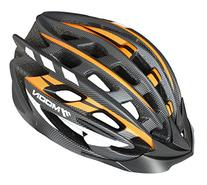 Moon Road and Mountain Bike MTB Helmet with LED Lamp, Light