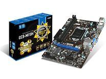 MSI Intel H81 LGA 1150 DDR3 USB 3.1 Micro ATX Motherboard
