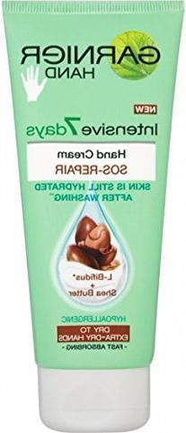 Garnier Intensive 7 Days SOS-Repair Hand Cream - Shea Butter