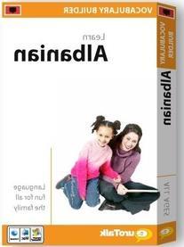 EuroTalk Interactive - Vocabulary Builder! Learn Albanian