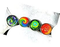 Interchangeable Snaps Spiral Patterns Snap Charm Noosa Style