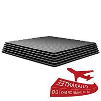 Yes4All Interlocking Exercise High Quality Eva Foam Mat,