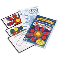 * Intermediate Pattern Block Design Cards, for Grades 2-6