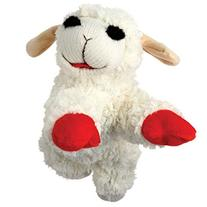 Multipet INTERNATIONAL 843140 Lambchop Plush Squeak Toy Mini