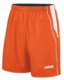 International Soccer Short - Adult Medium, Orange/White
