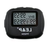 Interval Timer,Ckeyin Best Digital Sports Stopwatch
