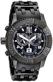 Invicta Men's 6713 Sea Spider Collection Chronograph Black