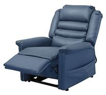 Invincible Pow'r Lift Full Lay-Out Chaise Recliner Color: