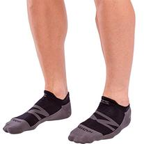 Zensah Invisi No-Show Running Socks - Tough Elite