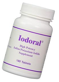 OPTIMOX Iodoral High Potency Iodine Potassium Iodide Thyroid