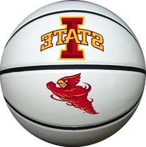 Iowa State Cyclones Official Size Synthetic Leather