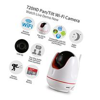IP Camera, WECAM HD WiFi IP Security Camera Surveillance