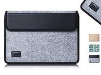 iPad Pro Case Sleeve, FYY Handmade Premium Leather and