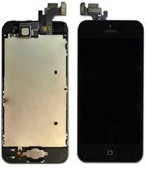 iPhone 5 Black Lcd/digitizer Full Assembly   Needs