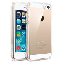 iPhone 5S Case, iPhone SE Case, Spigen  Air Cushioned Bumper