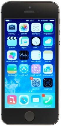Apple iPhone 5s GSM Unlocked Cellphone, 16 GB, Space Gray
