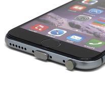 PortPlugs - iPhone 6, 6s, 6s, 7 Plus Aluminum Dust Plug Set