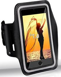 Iphone 6 or 6S Armband, Professional Soft Running Gym