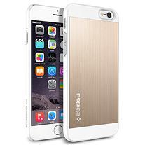 Spigen Aluminum Fit iPhone 6 Case with Premium Brushed Metal