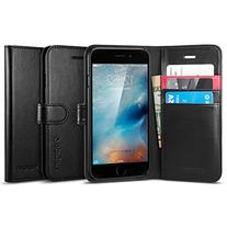 Wallet S iPhone 6 Case with Foldable Cover and Kickstand