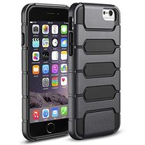 iPhone 6 case, INVELLOP iPhone 6/6S Case GRAY/BLACK Prime