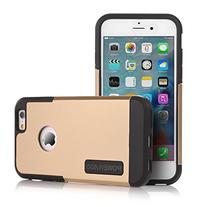 Poweradd Apple iPhone 6/6S Case with Double Layer Shock