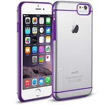 iPhone 6S case, INVELLOP PURPLE/CLEAR iPhone 6 / 6S Case