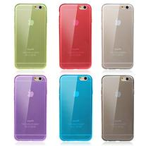 iPhone 6 Case, Dealgadgets 6 X Clear Case TPU Soft