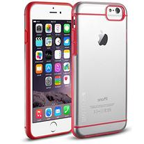 iPhone 6 PLUS case, INVELLOP HOT PINK/CLEAR iPhone 6 PLUS