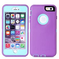 Lordther Shock-resistant Dustproof Armor Case Cover for