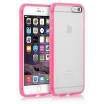 Incipio iPhone 6 Plus Octane Case - Frost / Neon Pink