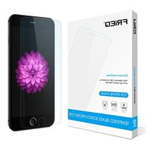 iPhone 6 Plus Screen Protector, FRiEQ® HD Clear Tempered