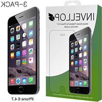 iPhone 6 screen protector, INVELLOP Crystal Clear Apple