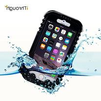 iPhone 6s Waterproof Case, iThroughTM iPhone 6 4.7 inch
