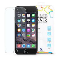 iPhone 6S 6 Screen Protector Glass - iXCC 0.3mm High
