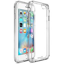 iPhone 6S Case, Trianium  Premium Clear Case Hard Back Panel