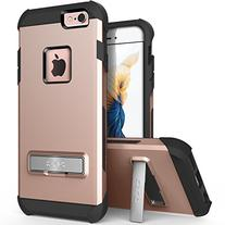 OBLIQ iPhone 6S Plus Case,  with Magnetic Kickstand Dual