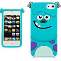 iPhone 6 Case, Palettes Maxx - 3D Cute Cartoon Monster Blue