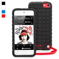 Snugg iPod Touch 6G/5G Rubber Case &  for iPod Touch